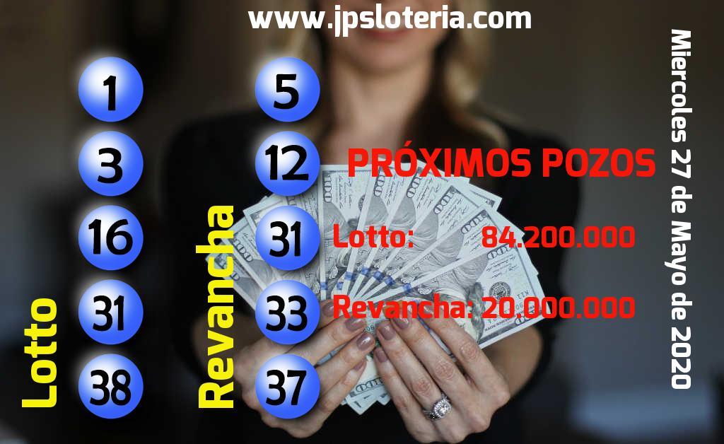 Lotto 27.05 20